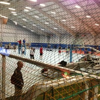 Photo taken at Connecticut Sports Center by Dan S. on 1/25/2013
