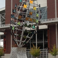 Photo taken at Reser Stadium by Ted D. on 9/17/2013