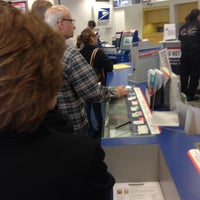 Photo taken at US Post Office by Ted D. on 4/15/2014