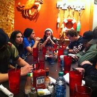 Photo taken at Huck Finn's Cafe by Daniel S. on 11/11/2012