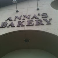 Photo taken at Anna's Bakery by Andrea A. on 6/15/2013