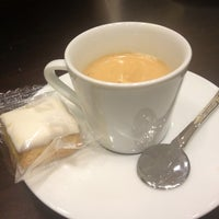 Photo taken at Nespresso by Oxana C. on 12/11/2012