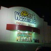 Photo taken at Woodman's Food Market by Elizabeth H. on 9/30/2012