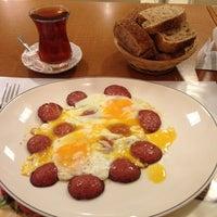 Photo taken at Namlı Cafe Şarküteri Restaurant by Ozan A. on 12/11/2012