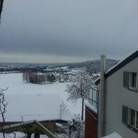 Photo taken at Engelburg by Eliza C. on 12/3/2012