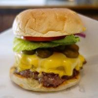 Photo taken at Burger & Co. by Jeremy L. on 12/8/2013