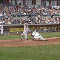 Photo taken at Somerset Patriots Baseball @ TD Bank Ballpark by Somerset Patriots Baseball @ TD Bank Ballpark on 5/13/2014