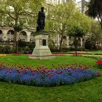 Photo prise au Whitehall Gardens par Adam N. le5/11/2013