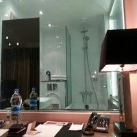 Photo taken at City Hotel by Андрей В. on 1/26/2013