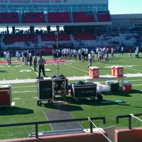 Photo taken at Houchens Industries-L.T. Smith Stadium by Billy C. on 11/10/2012