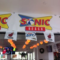 Photo taken at Sonic Beach by Doug M. on 5/11/2013
