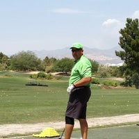 Photo taken at Badlands Golf Club by Lori S. on 7/5/2013