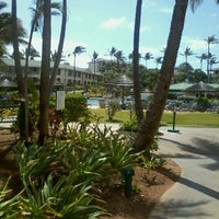 Photo taken at The Point At Poipu by David C. on 3/3/2013
