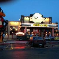Photo taken at Sanford's Grub & Pub by Judi P. on 4/21/2013