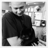 Photo taken at Pet Medical Center & Spa by Anthony V. on 10/13/2012