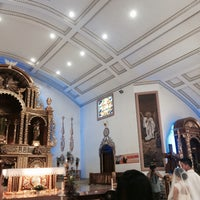 Photo taken at San Guillermo Parish Church by Charlene Y. on 9/24/2017