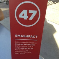 Photo taken at Smashburger by Ashley H. on 12/5/2012