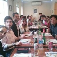 Photo taken at MIRIM Restaurante Coreano | 미림 by Joao F. on 12/5/2014