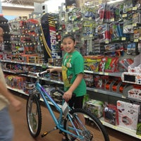 Photo taken at Walmart Supercenter by Ana J. on 6/2/2013