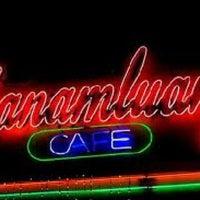 รูปภาพถ่ายที่ Sanamluang Café โดย Ivar เมื่อ 10/21/2012