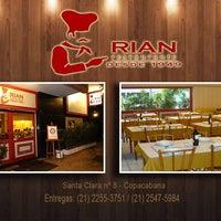 Photo taken at Rian Restaurante by Rian Restaurante on 11/30/2016