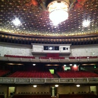 Photo taken at SHN Orpheum Theatre by Chris M. on 5/8/2013