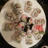 Photo taken at Sawa Japanese Cuisine by Aubrey M. on 10/17/2012