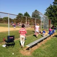 Photo taken at Urbana Community Park by Heather M. on 6/1/2013