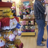 Photo taken at Build-A-Bear Workshop by Edwin D. on 4/30/2013