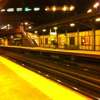 Photo taken at LIRR - Woodside Station by Jeffrey C. on 11/10/2012