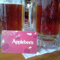 Photo taken at Applebee's Neighborhood Grill & Bar by Mike H. on 12/8/2012
