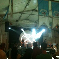 Photo taken at Agost Bier Fest by Mahathma G. on 8/4/2013