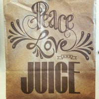Photo taken at Juice Generation by Cary L. on 1/22/2013
