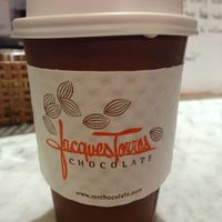 Photo taken at Jacques Torres Chocolate by Ashley C. on 4/4/2013
