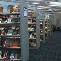 Photo taken at Towson Library by Nancy L. on 10/3/2012