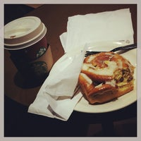 Photo taken at Starbucks by Markus B. on 12/30/2012
