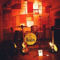 Photo taken at The Beatles Story by Markus B. on 12/27/2012
