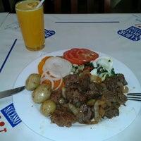 Photo taken at Restaurante Bom na Brasa by Manu J. on 11/17/2012