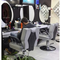 Photo taken at By Murat Zade Hair Design by murat k. on 11/28/2013