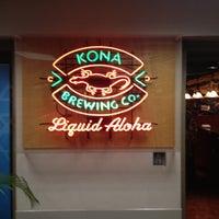 Photo taken at Kona Brewing Co. by Jeff S. on 10/11/2012