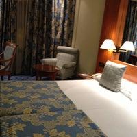 Photo taken at Hotel Tryp Sevilla Macarena by Vitida S. on 10/17/2012