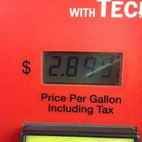 Photo taken at Chevron by Rex T. on 10/11/2013