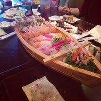 Photo taken at Tokai Sushi by Jennifer H. on 12/26/2013