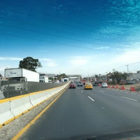 Photo taken at Autopista México - Puebla by Bomba B. on 2/23/2013