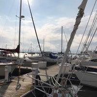Photo taken at McKinley Marina Center Docks by Larry S. on 8/7/2017