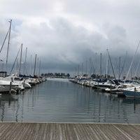 Photo taken at McKinley Marina Center Docks by Larry S. on 8/29/2017