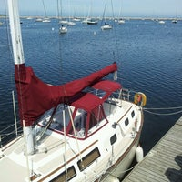 Photo taken at Milwaukee Community Sailing Center by Larry S. on 6/25/2013