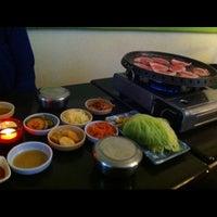 Das Foto wurde bei Juki - Korean BBQ and Soju Bar von Mark H. am 7/30/2013 aufgenommen