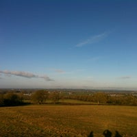 Photo taken at Hill of Tara by Conor 林. on 12/25/2012