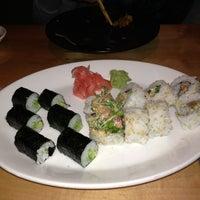 Photo taken at Sushi Zushi by Brett G. on 9/29/2012
